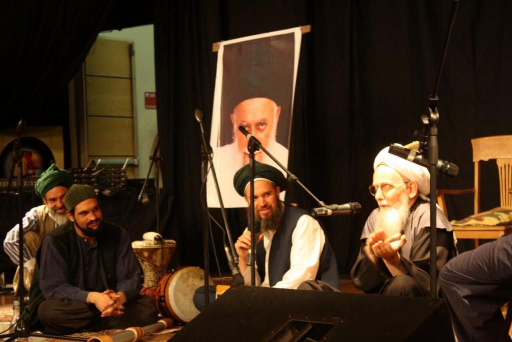 Sheikh Hassan en Chile 2011