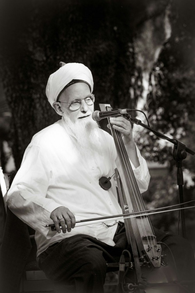 Sheikh Hassan cello electrico